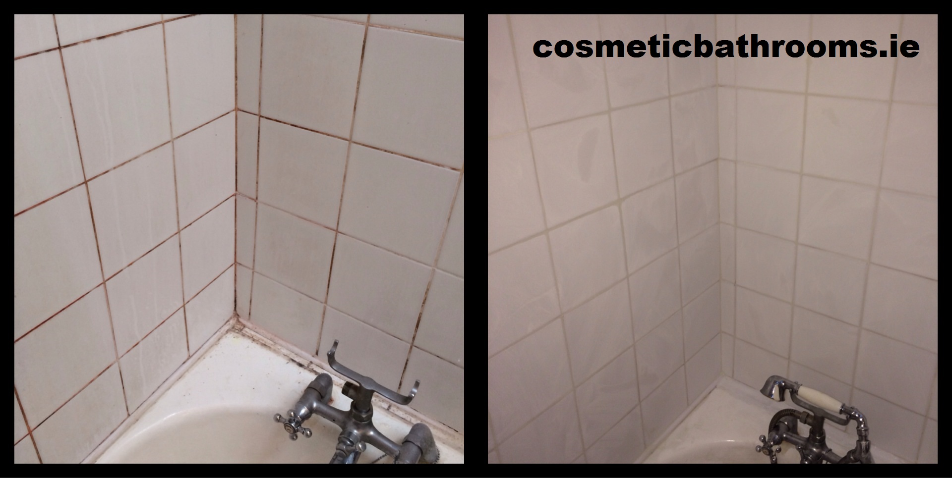 shower restoration tile re grouting silicone repair