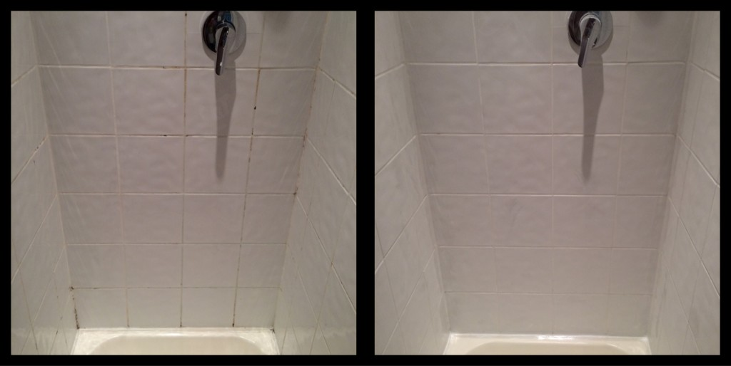 shower cleaning and new silicone finglas dublin 11