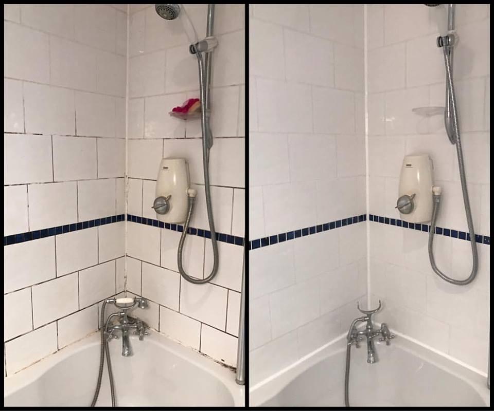 Shower Restoration Cosmetic Bathrooms