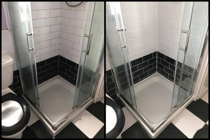 Shower Restoration - Metro Tiles