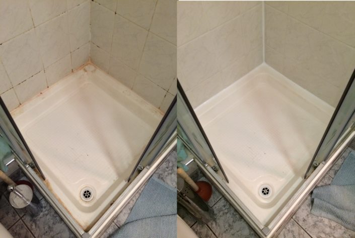 DEEP CLEAN, TILE RE-GROUT & RESEAL
